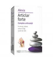 Articlar forte Complex articulatii, 60 cpr,  Alevia