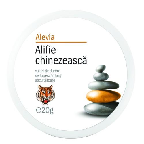 Alifie chinezeasca 20 g, Alevia