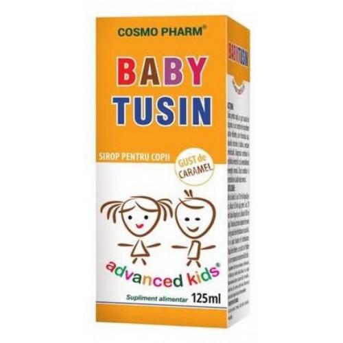 Advanced Kids, Sirop Baby Tusin, 125ml, Cosmopharm