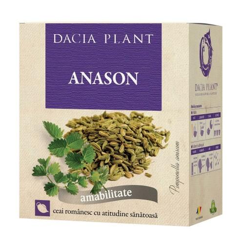 Ceai de anason, vrac 50 g, Dacia Plant