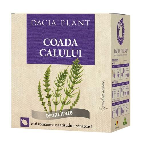Ceai de coada calului, vrac 50 g, Dacia Plant