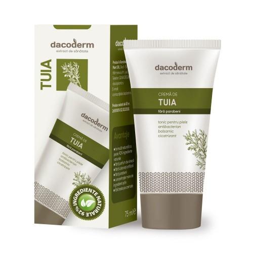 Crema de tuia 75 ml, Dacia Plant