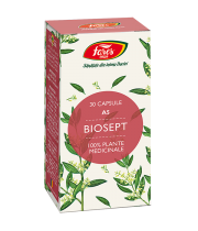 Biosept (antibacterian, antiviral), A5, capsule, Fares
