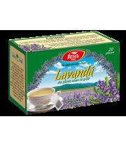 Ceai Lavanda, 20 plicuri Fares