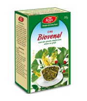 Ceai Biovenal, C46, vrac 50 g Fares