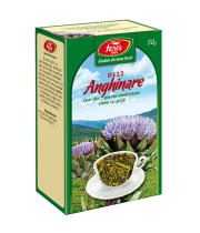 Ceai Anghinare, frunze, D112, vrac 50 g Fares