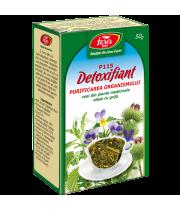 Ceai Detoxifiant-Purificarea organismului, P115, vrac 50 g Fares