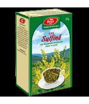 Ceai Sulfina, iarba, C45, vrac 50 g Fares
