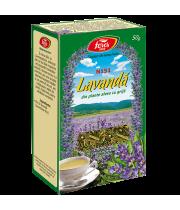 Ceai Lavanda, flori, N151, vrac 50 g Fares