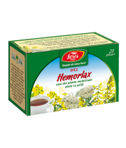 Ceai Hemorlax, D52, 20 plicuri Fares