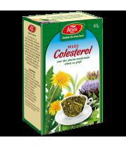 Ceai Colesterol, M102, vrac 50 g Fares