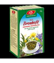 Ceai Bronhofit (usurarea respiratiei), R17, vrac 50 g Fares