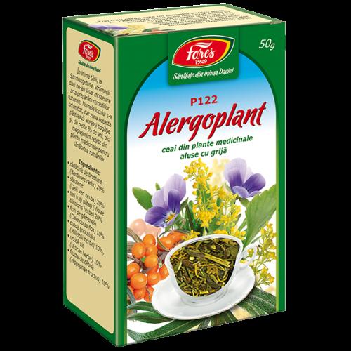 Ceai Alergoplant, P122, vrac 50 g Fares
