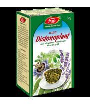 Ceai Distonoplant, N133, vrac 50 g Fares