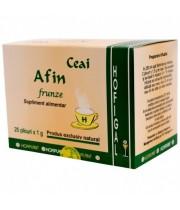 Ceai de Afin frunze, 25 plicuri, Hofigal
