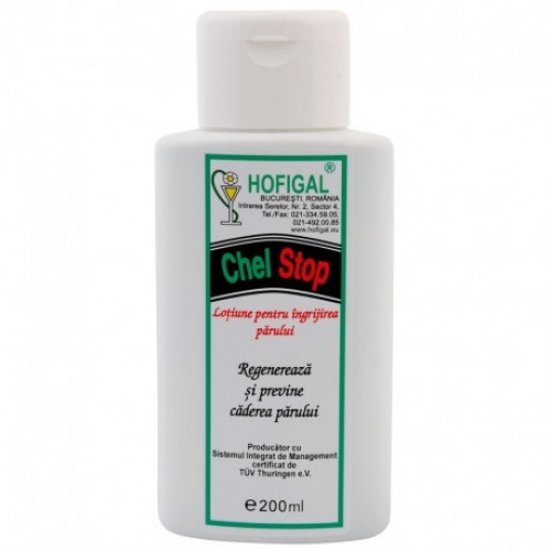 Chelstop lotiune, 200 ml, Hofigal