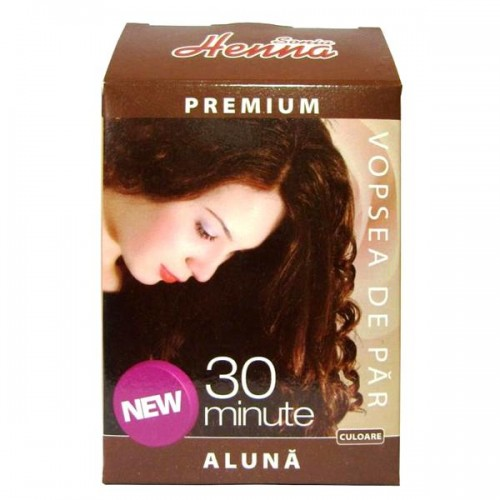 Vopsea par Henna Premium Aluna 60g, Kian Cosmetics
