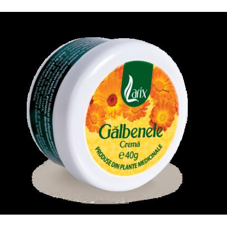 Crema Galbenele 40g, Larix