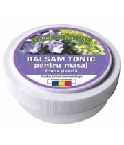 Balsam masaj frunte si ceafa cu menta si ienupar 15g, Manicos