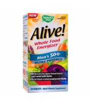 ALIVE MEN'S 50+ ULTRA 30 TABLETE, SECOM