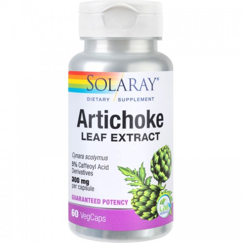ARTICHOKE 300 MG, 60 CPS, SECOM
