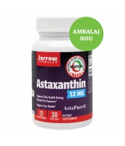 ASTAXANTHIN 12 MG, 30 CPS, SECOM