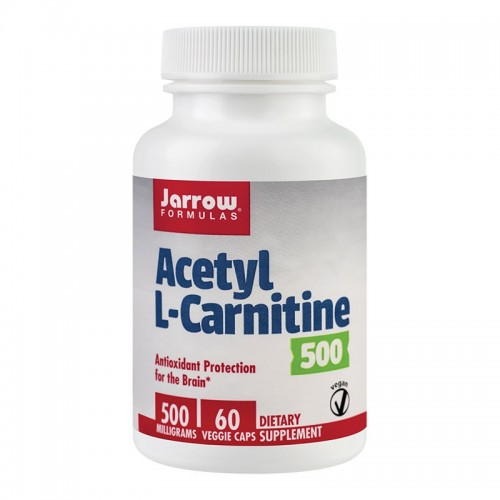 ACETYL L-CARNITINE 500 MG, 60 CPS, SECOM