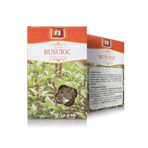 Ceai de Busuioc 50 g, Stefmar