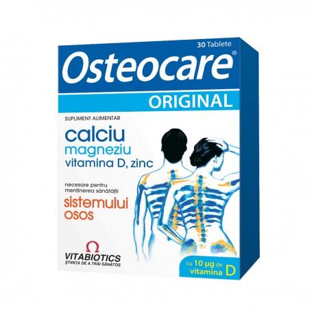 Osteocare Original 30 comprimate, Vitabiotics