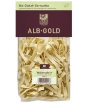 Paste Late Bio Din Spelta Si Ou 250G ALB-GOLD