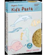 Paste Bio Pentru Copii Ocean Din Faina De Grau Dur 300G ALB-GOLD