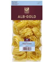 Paste Tagliatele Bio Din Grau Dur 500G ALB-GOLD