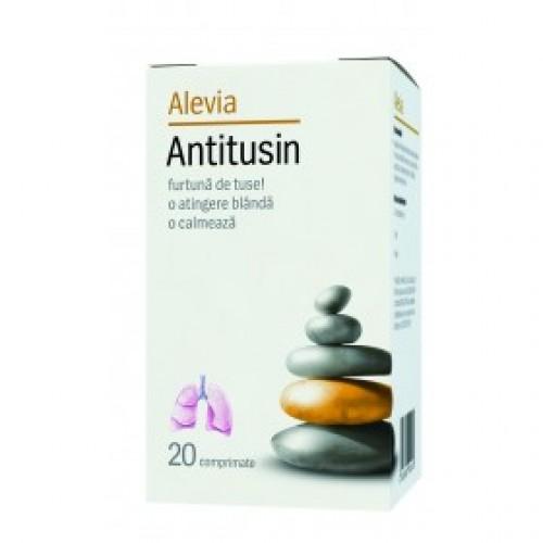 Antitusin, Alevia, 20cpr