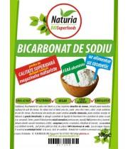 Bicarbonat de sodiu alimentar, 300g